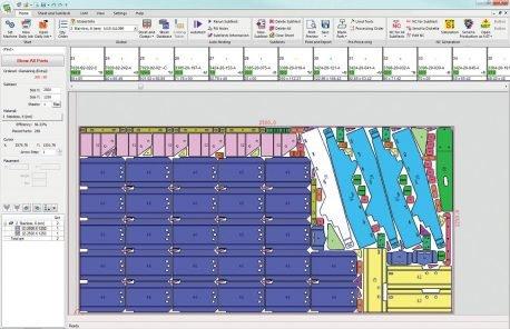 Программа для автоматической оптимизации программирования ЧПУ для листового металла