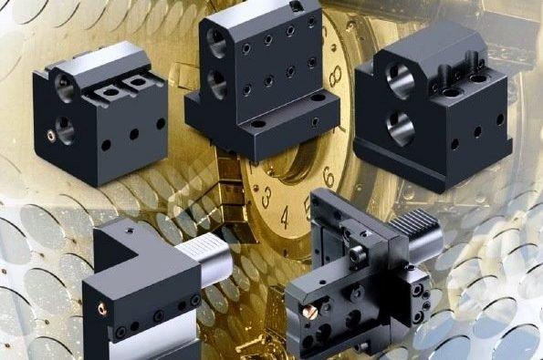 Специальные резцедержатели для станков с ЧПУ